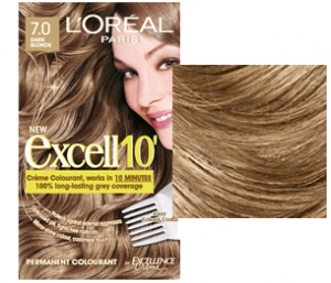 LOreal Excell 10 Assorted Colours