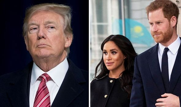 Harry and Meghan make plans to permanently relocate to California, will pay for their own security in the US – Trump announces
