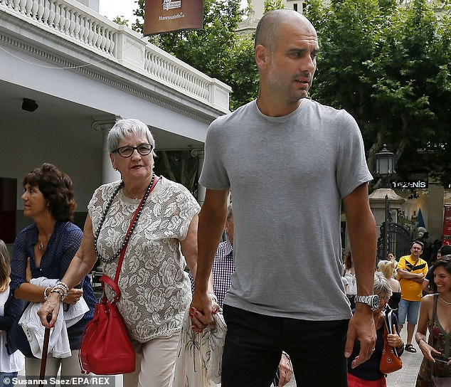 Man City announce Pep Guardiola's mother has died from coronavirus