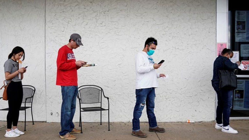 The record shows 26m jobless in the US since coronavirus pandemic