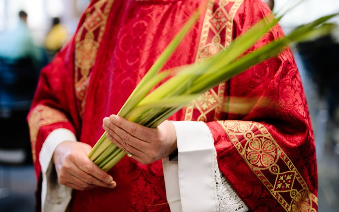 Palm Sunday services take a virtual turn this year worldwide (video)