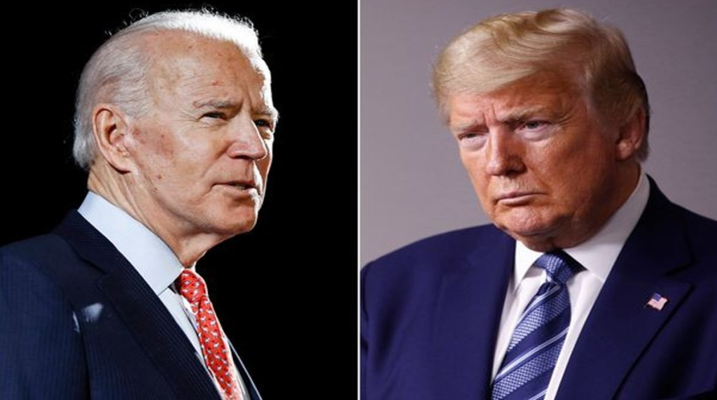 Joe Biden reveals what will happen if Trump loses the election and refuses to leave the White House