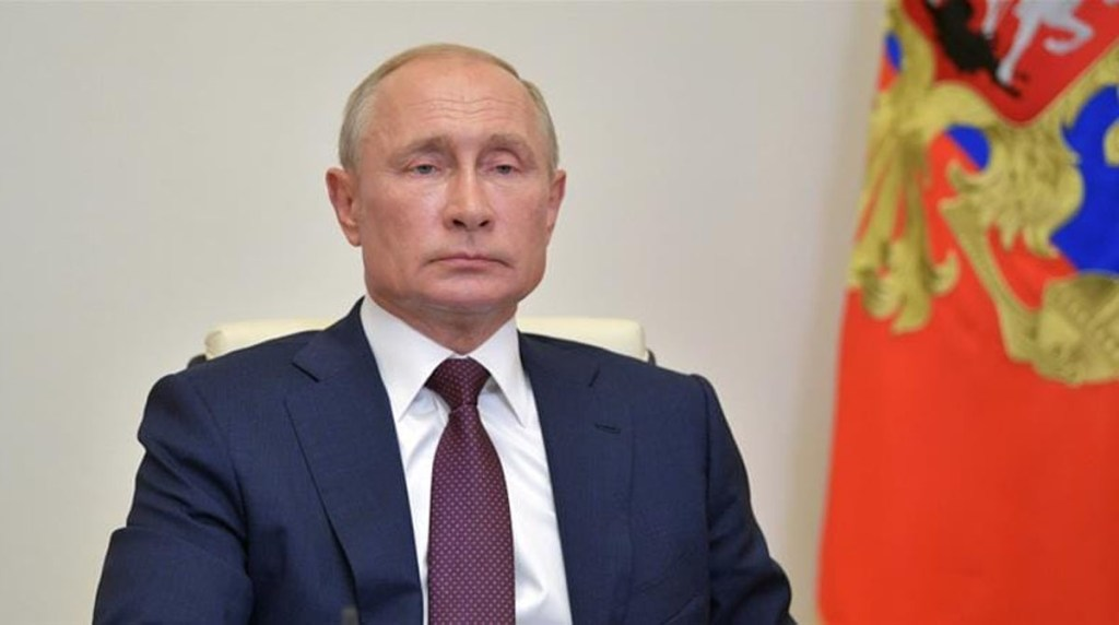 Russian President Putin orders constitution changes allowing him to rule until 2036