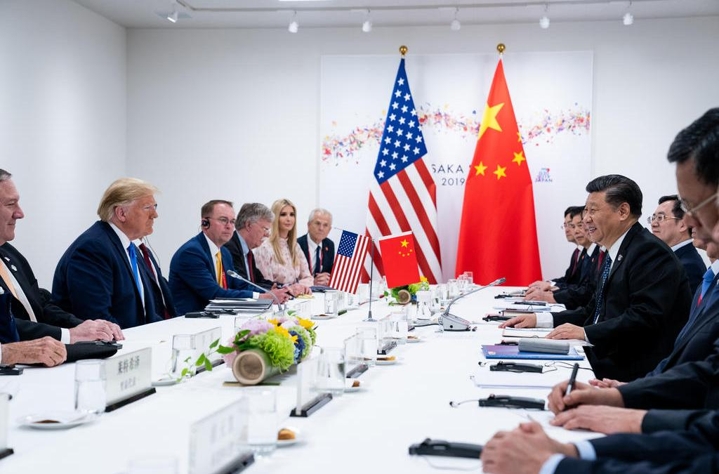 How the cold war between China and the US is escalating