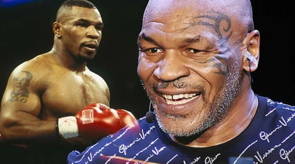World heavyweight champion Anthony Joshua has warned Mike Tyson against a comeback fight