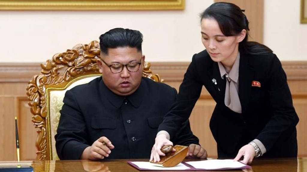 Kim Jong-Un, North Korean leader allegedly in a coma as his sister Kim Yo-jong is ready to take over