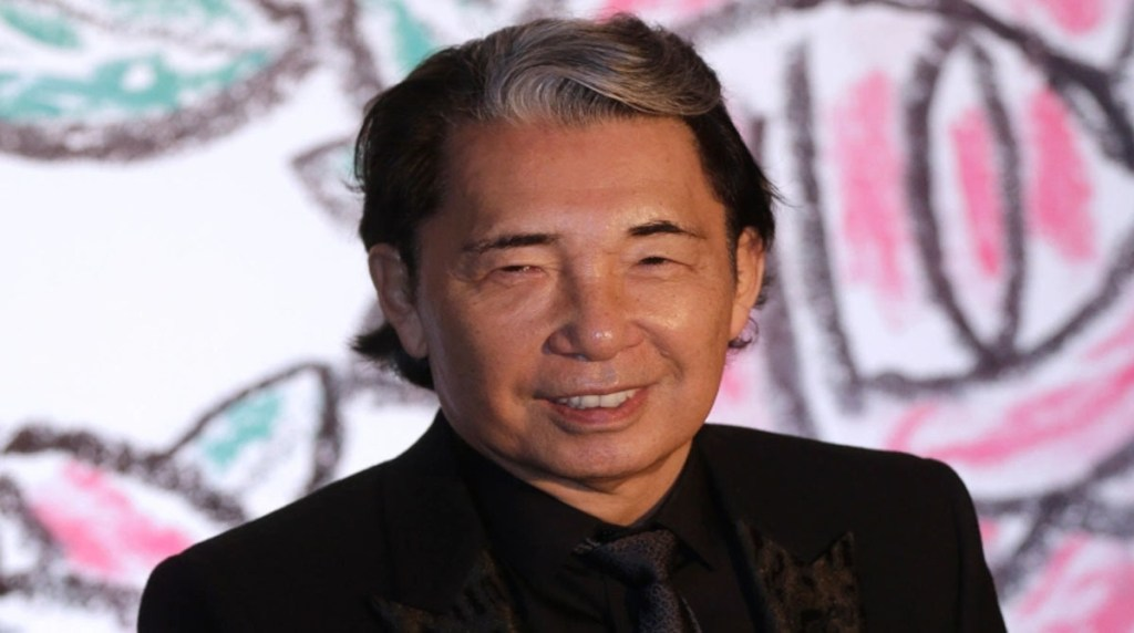 Japanese fashion designer Kenzo Takada dies from COVID-19