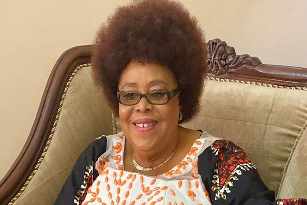 Chimamanda Ngozi Adichie has lost her mother, Mrs. Grace Ifeoma Adichie months after losing her dad