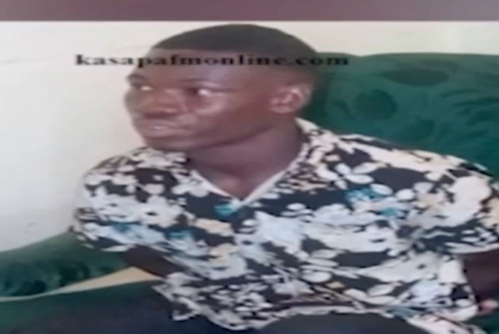 Secondary school student arrested for defiling 18-month-old twin girls