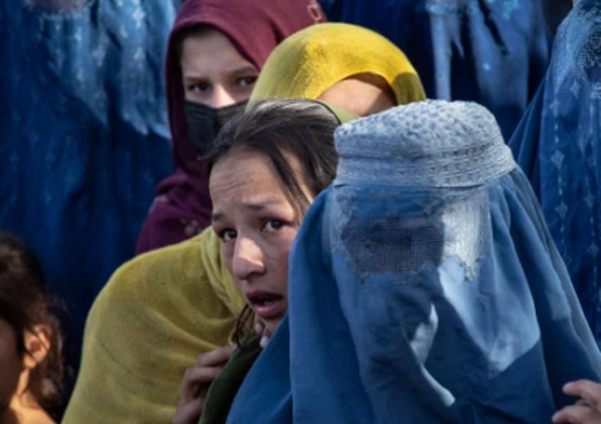 Taliban in the house to house searching for young girls as sex slaves after Biden announced a plan to withdraw US army from Afghanistan