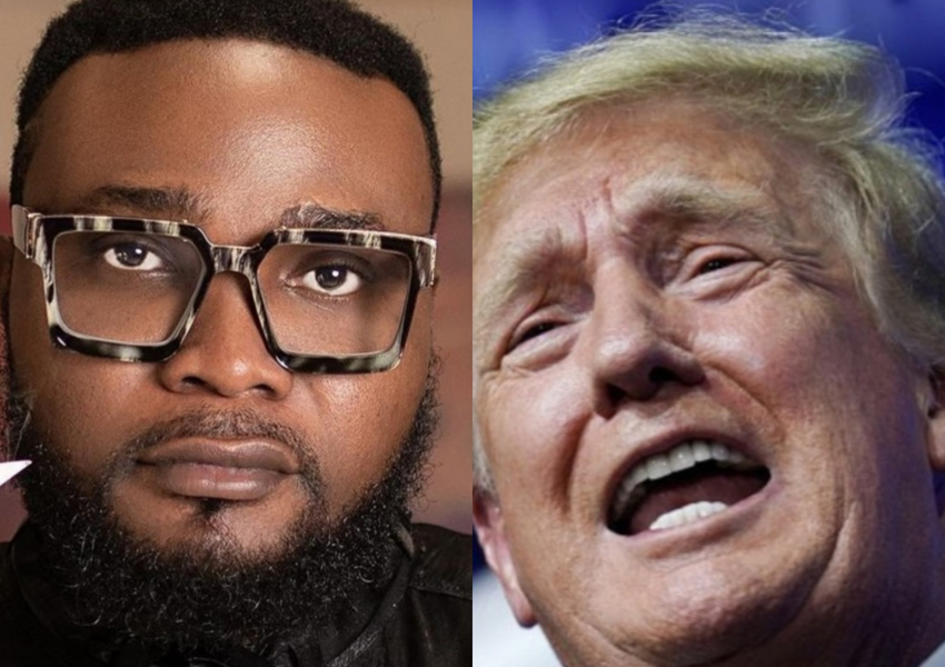 Things will never have gotten this messy under Trump businessman Wale Jana hails Donald Trump as one of the greatest presidents of the US