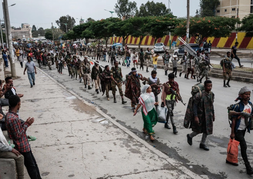 Over 120 killed in Ethiopia's Amhara region by Tigrayan forces, officials say