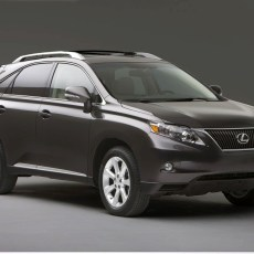 Lexus RX 350 2010 Review, High Performance
