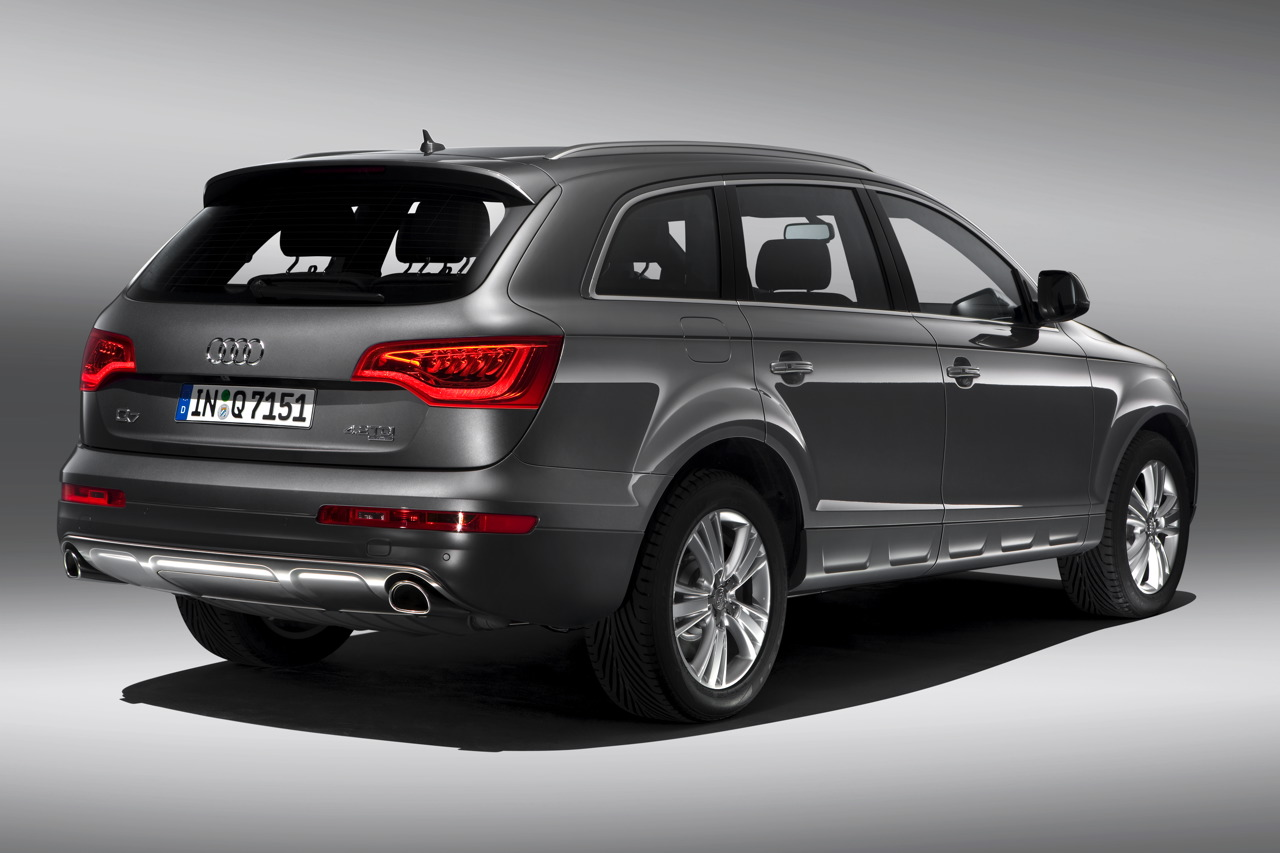audi q7 review 2010 luxurious suv beast ebest cars. Black Bedroom Furniture Sets. Home Design Ideas