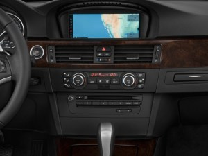 BMW 3 Series Sedan 2011 interior
