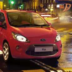 Ford Ka Review 2011, Unique Small Car