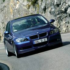 Alpina D3 Saloon Review, Pictures, Prices and Specification