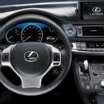 Lexus CT Interior