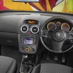 Vauxhall Corsa Interior