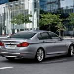 BMW 5 Series 2012