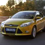 Ford Focus 2013 front view