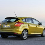 Ford Focus 2013 rear