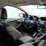 Ford Focus 2013 interior