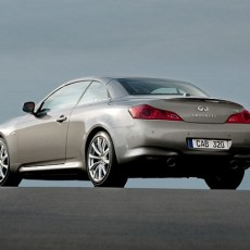 2013 Infiniti G Series Coupe Convertible Review – Good Looks