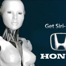Honda to Add Apple's Siri™ Into their Dashboard Technology