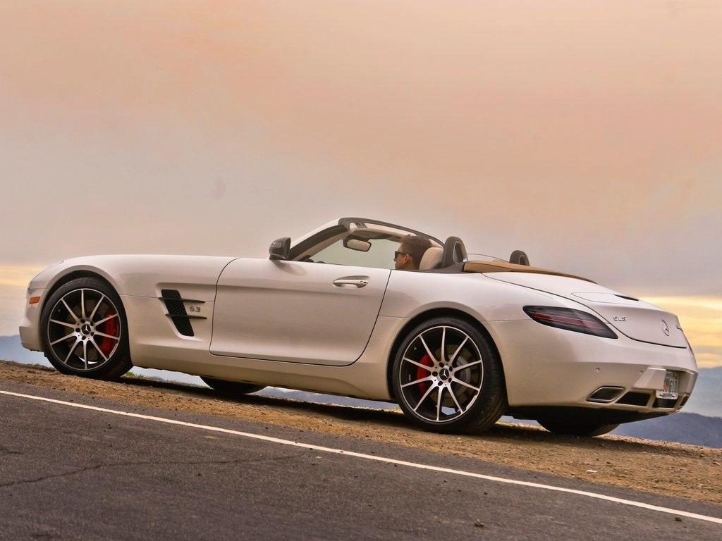 Mercedes benz sls roadster review ebest cars for Mercedes benz loveland co