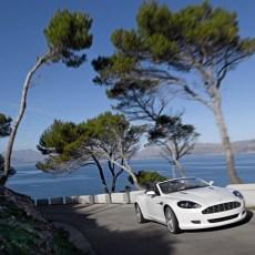 Aston Martin DB9 Volante Review