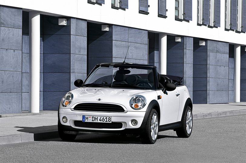 Mini One Convertible Review Eye Candy Ebest Cars
