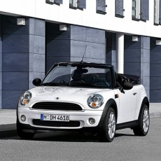 Mini One Convertible Review – Eye Candy
