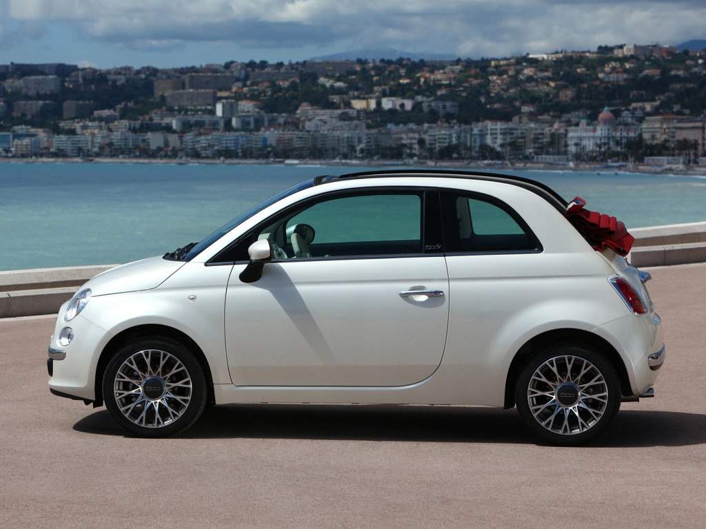 fiat 500 convertible review ebest cars. Black Bedroom Furniture Sets. Home Design Ideas