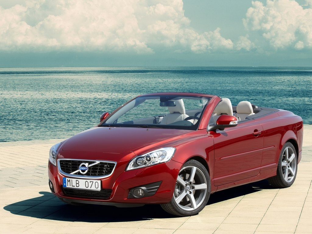 Volvo C70 Coupe Cabriolet Review - eBest Cars