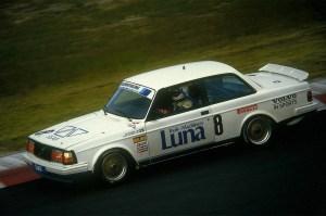 volvo 240 turbo 1980s