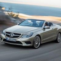 Mercedes Benz E Class Cabriolet Review
