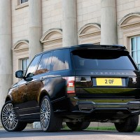 New Overfinch Range Rover Launched