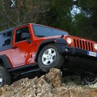 Jeep Wrangler Review 4×4 SUV