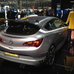Vauxhall Astra Extreme unveiled in geneva motor show