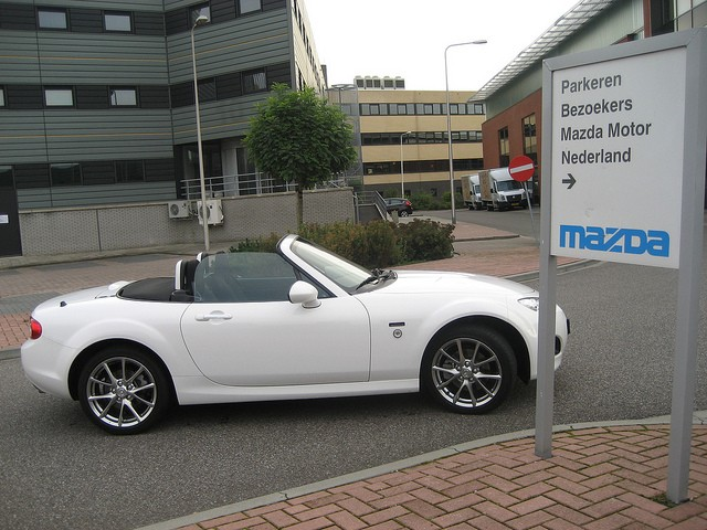 mazda mx 5 soft top