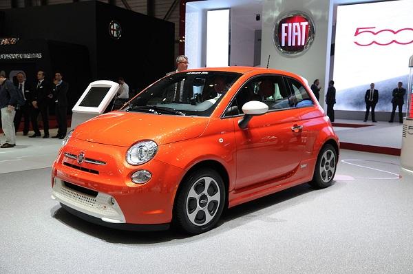 Fiat-500e