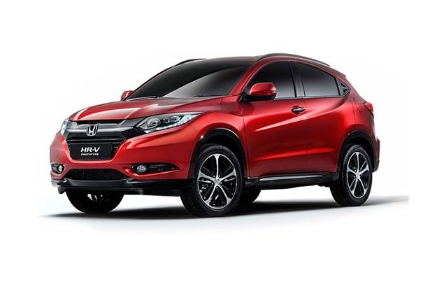 Honda-HR-V Crossover