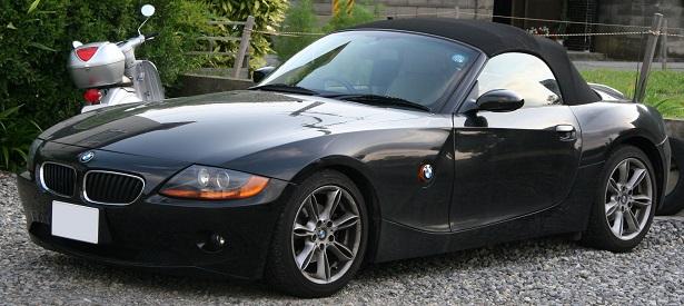 BMW Z4 Roadster 2003-2006