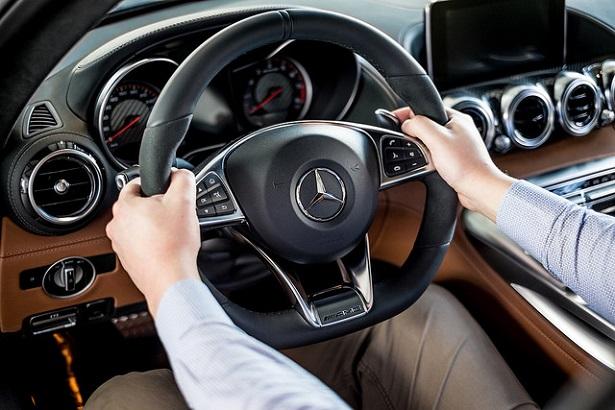 Mercedes-AMG-Interior