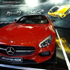 The Mercedes-Benz AMG GT: A Stunning Feat Of German Engineering?