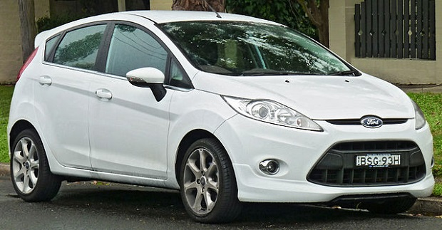 Ford Fiesta Zetec 5 door hatchback