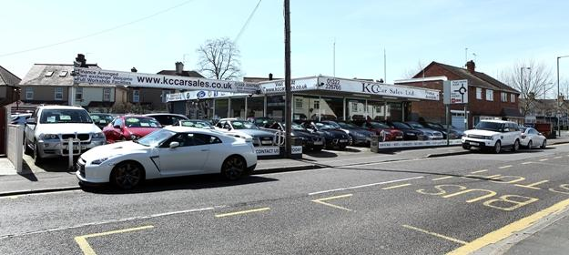 car dealers in uk