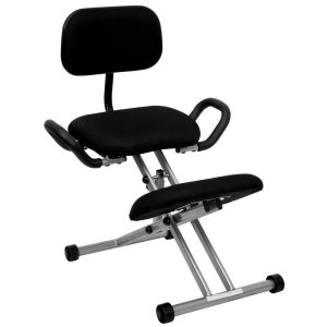 comfortable kneeling office chairs