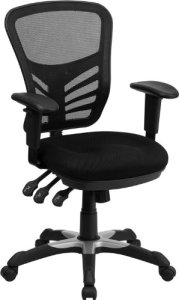 comfortable petite office chairs